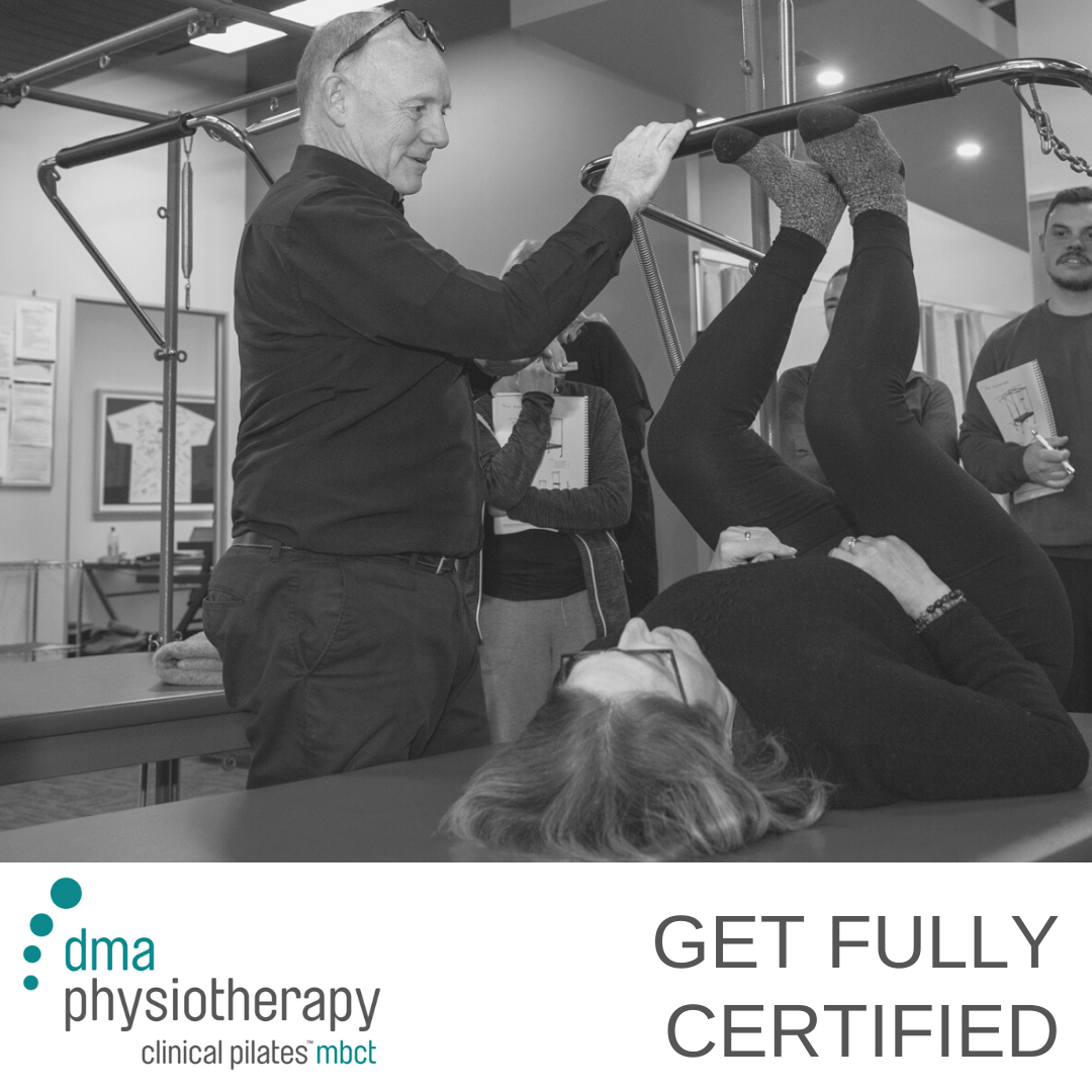 Clinical Pilates Education for Physiotherapists