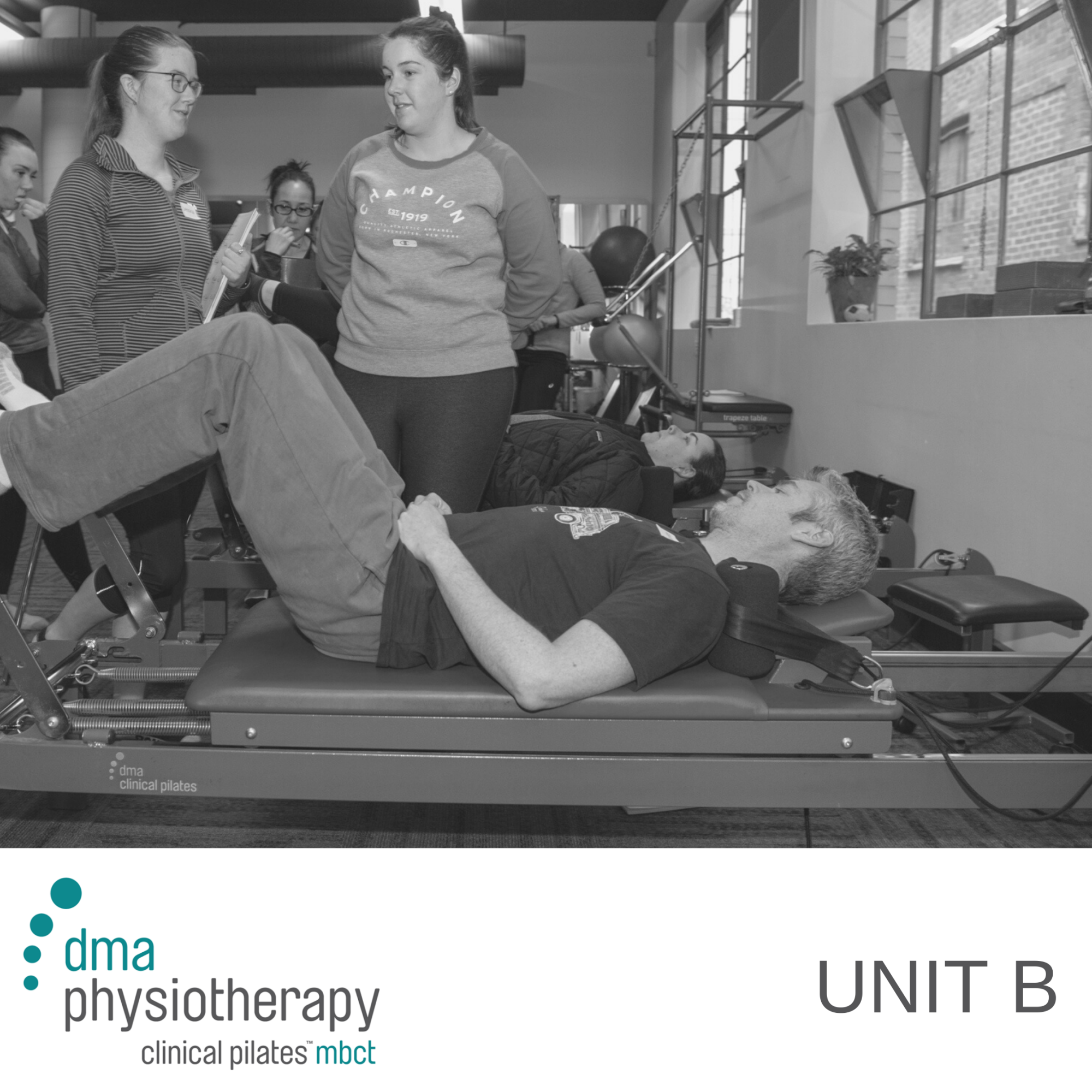 Clinical Pilates courses for physiotherapists