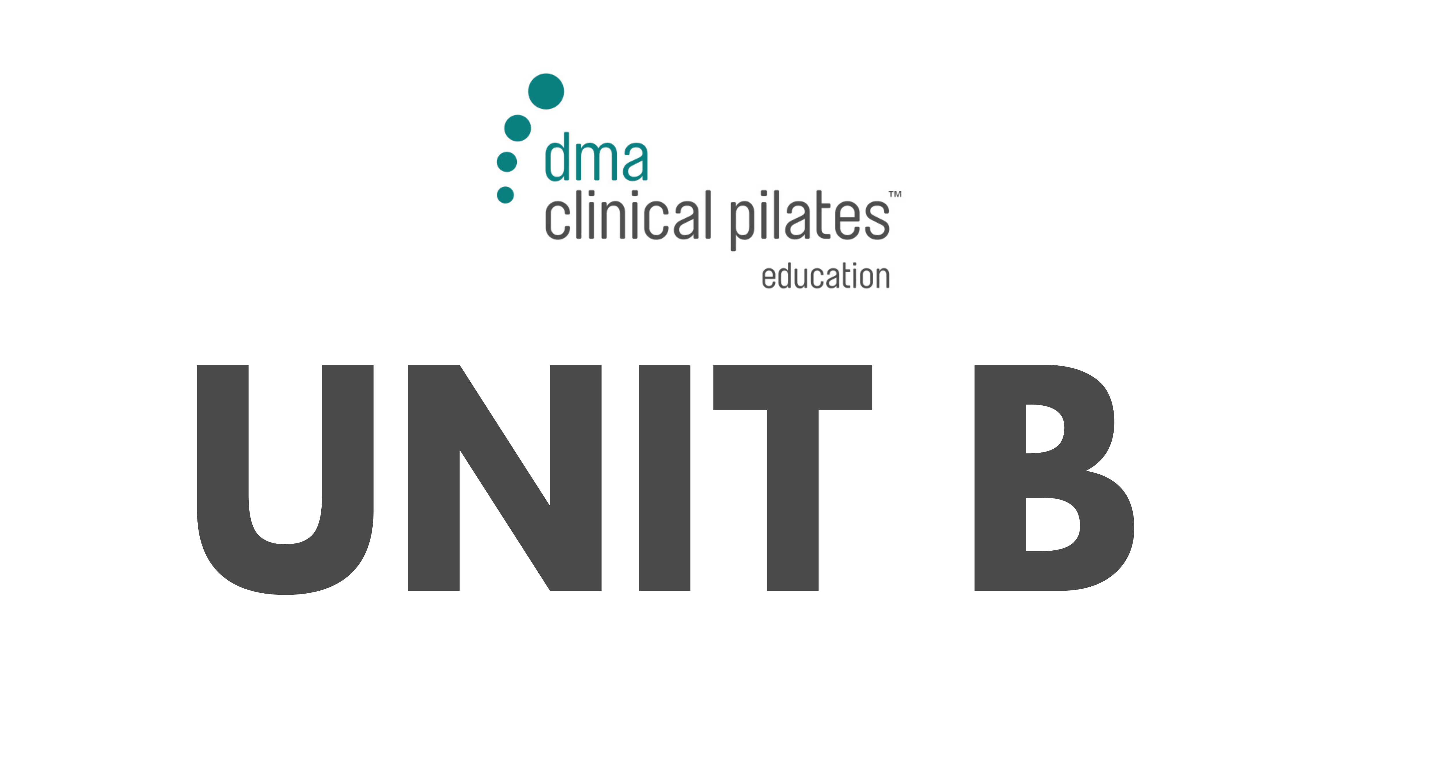 Clinical Pilates Courses Advanced for Physiotherapists