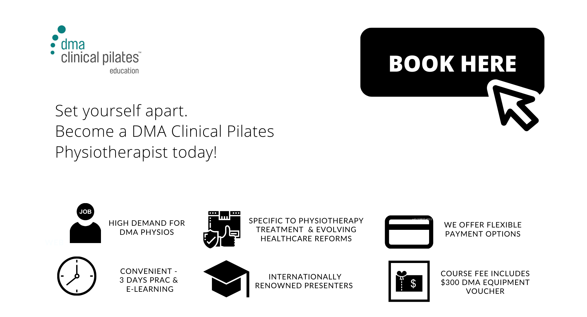 Dma Clinical Pilates Education Courses